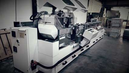 BAL Office Partitioning purchases double mitre saw