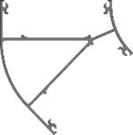 45° / 135° Corner Post